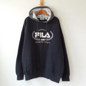 FILA 90s パーカー 入荷