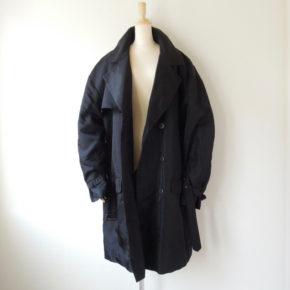 VERSUS ジャンニヴェルサーチ 中綿入りコート イタリア製